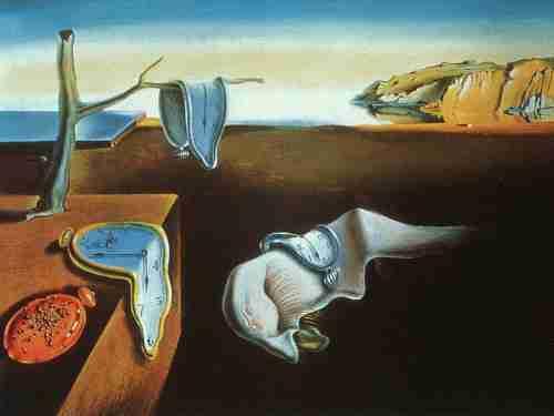Célèbre Vocabulaire : analyse d'un tableau de Salvador Dalí-espagnol SC36