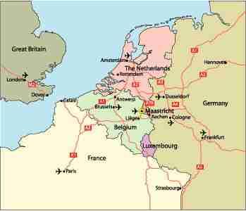 Netherlands Maastricht Dutch