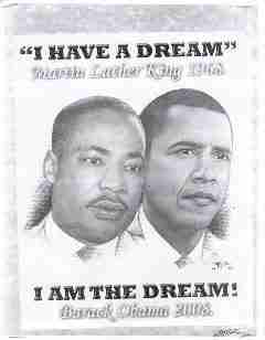 barack obama and martin luther king jr comparison and contrast Connections between barack obama and martin luther king jr are inevitable some see the presidential inauguration as a testament to the sacrifice of reverend king and a as powerful expression of .