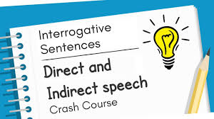 Direct or indirect interrogative clauses-English